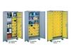 ALL-WELDED STORAGE CABINETS