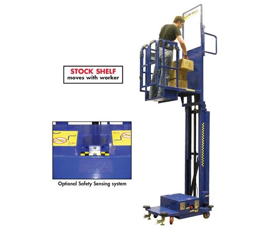 """POWER STOCKER"" LIFT"
