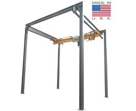 STAND-ALONE WORK AREA CRANES