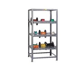 ALL-WELDED WIRE REEL RACK
