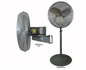 OSCILLATING AIR CIRCULATOR