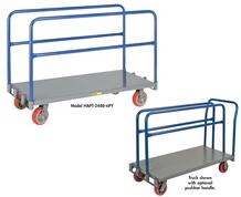 ADJUSTABLE SHEET & PANEL TRUCK